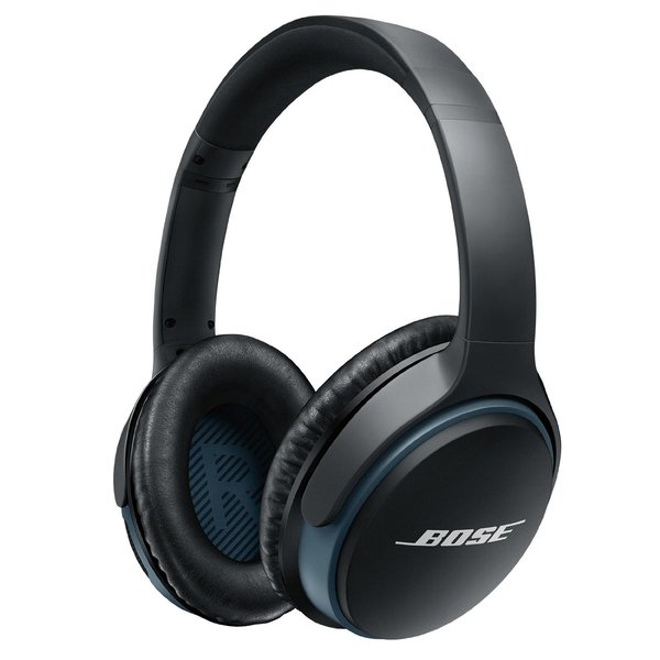Наушники Bose Around-ear SoundLink Wireless Headphones II Black (741158-0010)