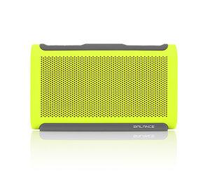 Портативная акустика Braven Balance Portable Bluetooth Speaker - Electric Lime (BALXGG) - фото 1