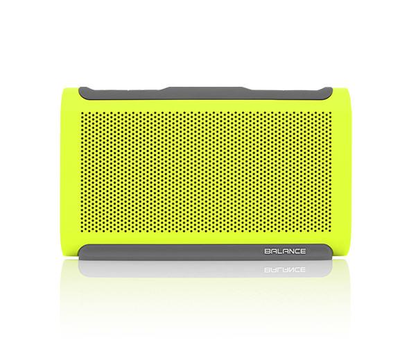 Портативная акустика Braven Balance Portable Bluetooth Speaker - Electric Lime (BALXGG)