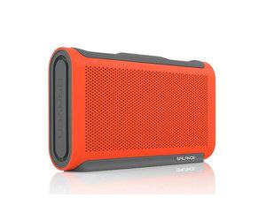 Портативная акустика Braven Balance Portable Bluetooth Speaker - Sunset Orange/Gray/Gray (BALOGG)