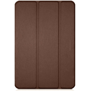 "Чехол-книжка для iPad 10.2"" (2019/2020) - Macally Protective Case and Stand - Brown (BSTAND7-BR)"