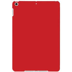 "Чехол-книжка для iPad 10.2"" (2019/2020) - Macally Protective Case and Stand - Red (BSTAND7-R) - фото 1"