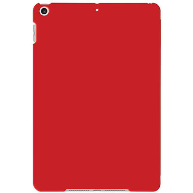 """Чехол-книжка для iPad 10.2"""" (2019/2020) - Macally Protective Case and Stand - Red (BSTAND7-R)"""