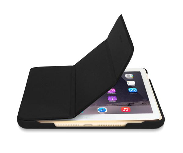 Чехол-подставка для iPad mini 4 - Macally BSTANDM4-B - Black