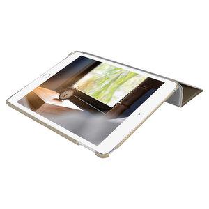 Чехол-подставка для iPad mini 5 (2019) - Macally Protective Case and Stand - Gold (BSTANDM5-GO) - фото 5