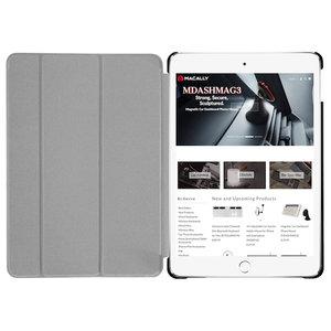 Чехол-подставка для iPad mini 5 (2019) - Macally Protective Case and Stand - Black (BSTANDM5-B) - фото 2