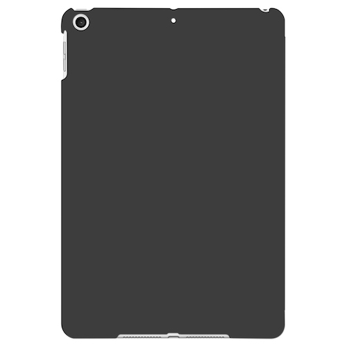 Чехол-подставка для iPad mini 5 (2019) - Macally Protective Case and Stand - Gray (BSTANDM5-G)