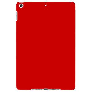 Чехол-подставка для iPad mini 5 (2019) - Macally Protective Case and Stand - Red (BSTANDM5-R) - фото 1