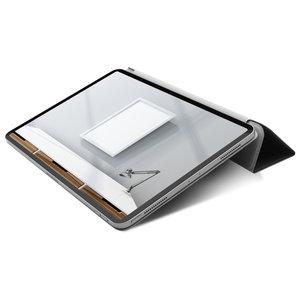 "Чехол-подставка для iPad Pro 12.9"" (2018) - Macally Smart Folio - Black (BSTANDPRO3L-B) - фото 3"