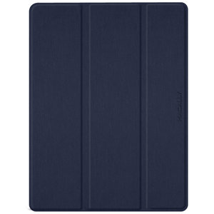 "Чехол-подставка для iPad Pro 11"" (2018) - Macally Smart Folio - Blue (BSTANDPRO3S-BL)"
