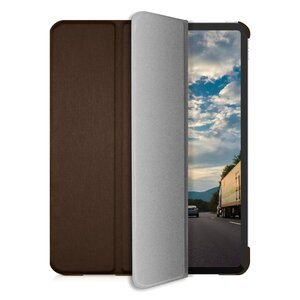 """Чехол-подставка для iPad Pro 12.9"""" (2020/2018) - Macally Protective Case and Stand - Brown (BSTANDPRO4L-BR) - фото 5"""