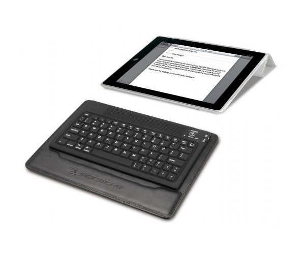 Беспроводная клавиатура Scosche freeKEY pro - Black (BTKB2)