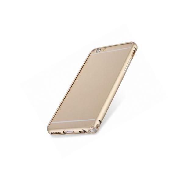 Чехол-бампер для iPhone 6 - Aluminum - Gold