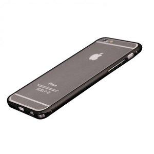 Чехол-бампер для iPhone 6 - Aluminum - Black