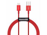 Кабель Baseus Superior Series Fast Charging Lightning 2.4A (1m) - Red (CALYS-A09)