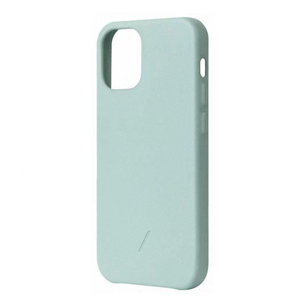 Чехол-накладка для iPhone 12/12 Pro - Native Union Clic Classic Case - Sage (CCLAS-GRN-NP20M)