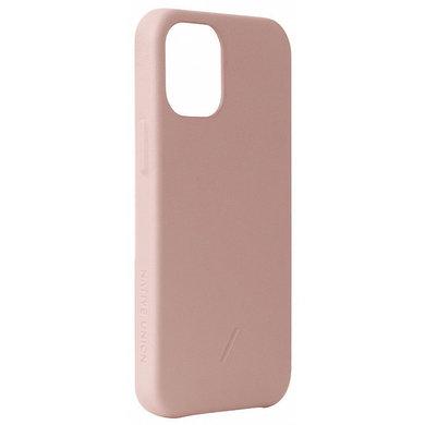 Чехол-накладка для iPhone 12/12 Pro - Native Union Clic Classic Case - Rose (CCLAS-NUD-NP20M)