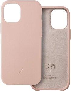 Чехол-накладка для iPhone 12/12 Pro - Native Union Clic Classic Case - Rose (CCLAS-NUD-NP20M) - фото 2