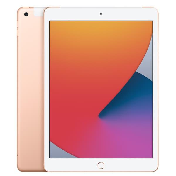 "Apple iPad 2020 10.2"" Wi-Fi + Cellular 128GB - Gold (MYN92)"