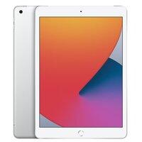 "Apple iPad 2020 10.2"" Wi-Fi + Cellular 128GB - Silver (MYN82)"