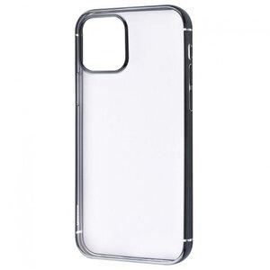 Чехол для iPhone 12 mini - Baseus Shining Case (Anti-Fall) - Starshine Black