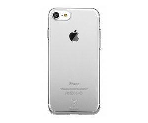 Чехол-накладка для iPhone 7/8 - Baseus Simple Series Case - Clear Transparent (ARAPIPH7B02) - фото 1