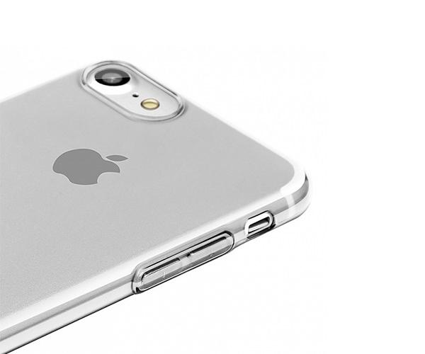 Чехол-накладка для iPhone 7/8 - Baseus Simple Series Case - Clear Transparent (ARAPIPH7B02)