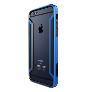 Чехол-бампер для iPhone 6/6s - Nillkin Armor-Border - Blue