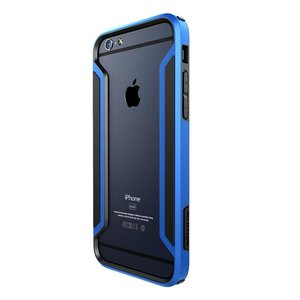 Чехол-бампер для iPhone 6 Plus - Nillkin Armor-Border - Blue