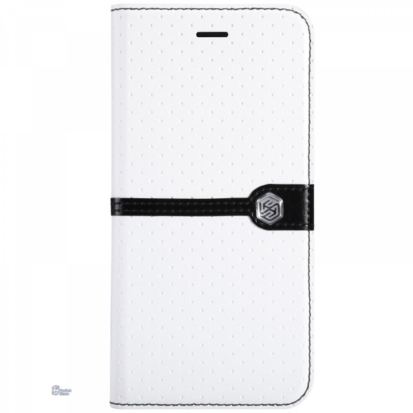 Чехол-книжка для iPhone 6 - Nillkin Ice - White