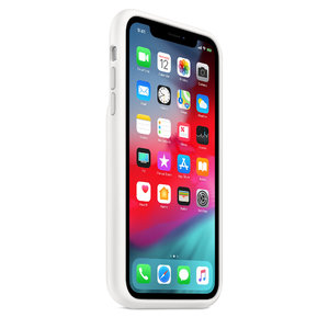 Чехол для iPhone XR - Apple Smart Battery Case - White (MU7N2) - фото 7