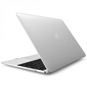 "Чехол-накладка для MacBook Air 13"" - Macally HardShell - Clear (AIRSHELL13-C)"