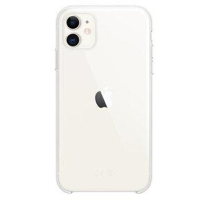 Чехол-накладка для iPhone 11 - Basic Cutana Case - Transparent