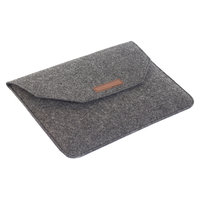 "Чехол-конверт дляMacBook Air 13.3""/Pro 13.3""/Retina 13.3"" - Upex Sleeve из войлока - Dark Gray (UP9004)"