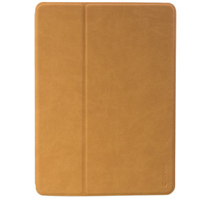 "Чехол-накладка Comma для iPad 9.7"" [2017-2018] Elegant Series (Brown)"