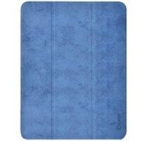 "Чехол Comma для iPad Pro 11"" [2020] Leather Case with Pen Holder Series (Blue)"