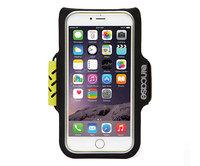 Чехол-накладка для iPhone 6 Plus/6s Plus/7 Plus/8 Plus - Incase Active Armband - Black/Lumen (CL69431)
