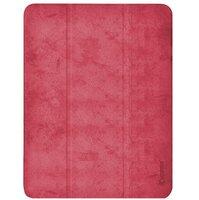 "Чехол Comma для iPad Pro 12.9"" [2020] Leather Case with Pen Holder Series (Red)"