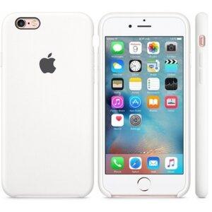 Чехол-накладка для iPhone 6/6s -Silicone Case - White