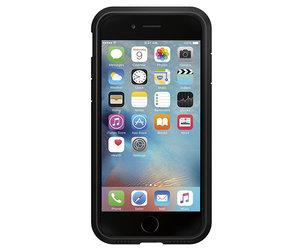 Чехол-накладка для  iPhone 7/8/SE - Spigen Tough Armor - Black (SGP-042CS20491) - фото 2