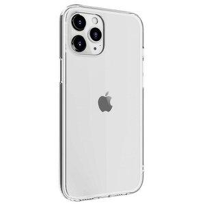 Чехол-накладка для iPhone 12 Pro - Basic Cutana Case Transparent