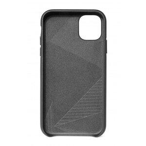Чехол-накладка для iPhone 11 Pro - Decoded Back Cover - Black (D9IPOXIBC2BK)