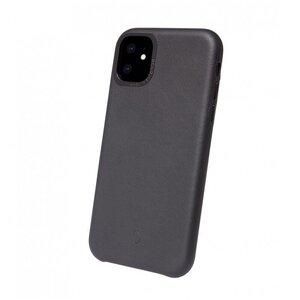 Чехол-накладка для iPhone 11 - Decoded Back Cover - Black (D9IPOXIBC2BK) - фото 4