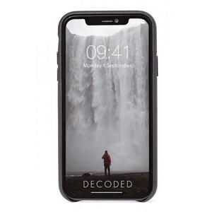 Чехол-накладка для iPhone 11 Pro - Decoded Back Cover - Black (D9IPOXIBC2BK) - фото 3