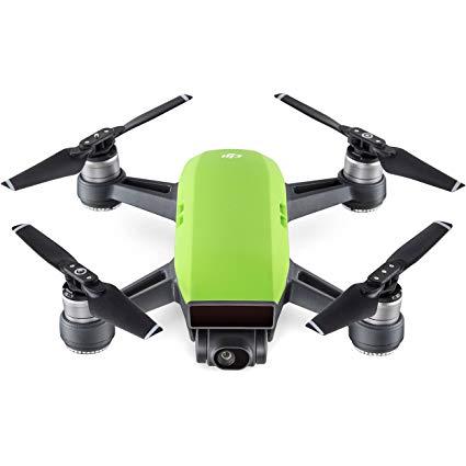 Квадрокоптер DJI Spark Meadow Green Fly More Combo (CP.PT.000893)