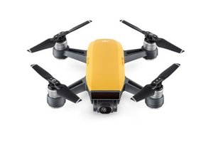 Квадрокоптер DJI Spark Sunrise Yellow (CP.PT.000742)