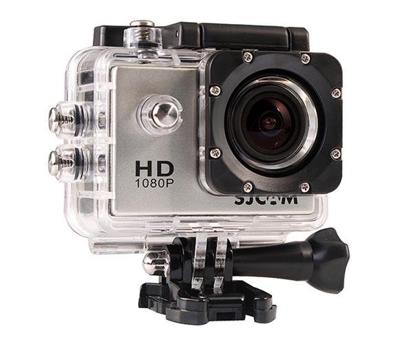 Экшен камера SJCAM SJ4000 Gold Edition