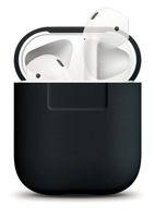 Чехол Elago Silicone Case Black for Airpods (EAPSC-BK)