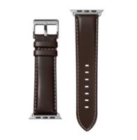 Ремешок из прем кожи Laut OXFORD для Apple Watch 38/40 мм - Espresso (LAUT_AWS_OX_ES)