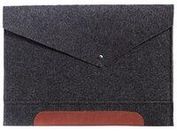 "Чехол-конверт для Macbook 13"" Gmakin New - Black (GM11-13New)"